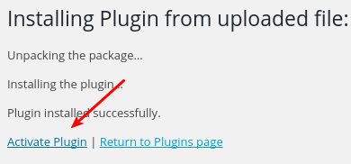 Wordpress Dashboard Install Plugin